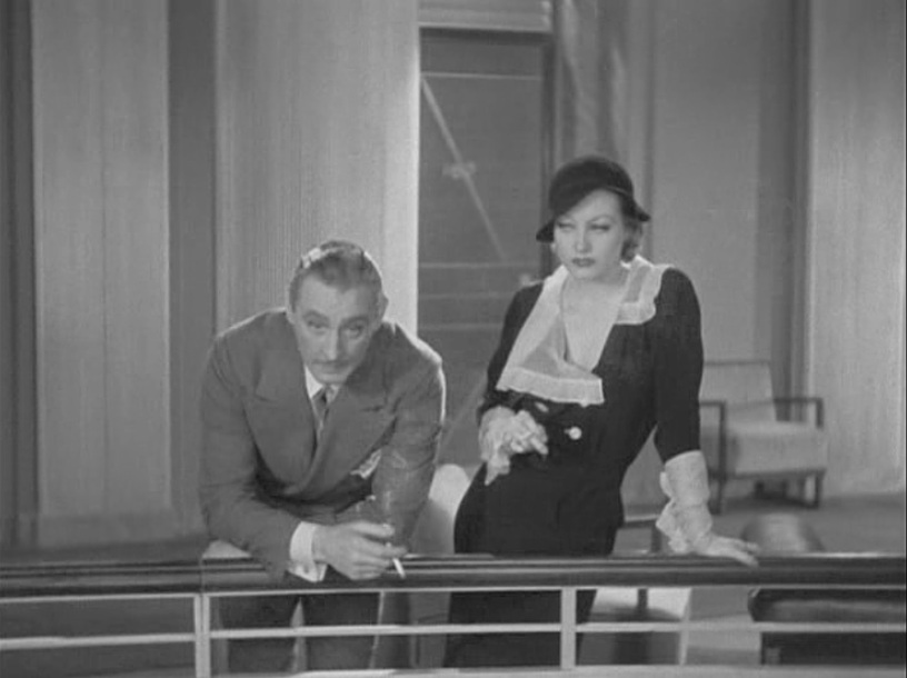 Grand Hotel John Barrymore Joan Crawford